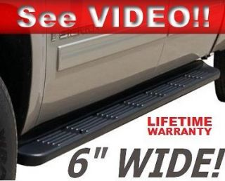 chevy crew cab running boards in Nerf Bars & Running Boards