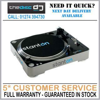 Stanton T.62 / T62 Direct Drive Turntable / Technics 1200 / 1210