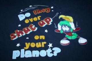 Vintage Daffy Duck Dodgers Marvin Martian Warner Bros Looney Tunes