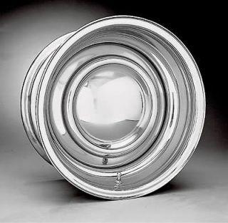 Wheel 52 Series Chrome Smoothie Wheel 15x8 5x4.5 BC Set of 2