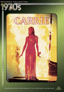 Carrie (Decades Collection with CD), DVD, Nancy Allen, Betty Buckley