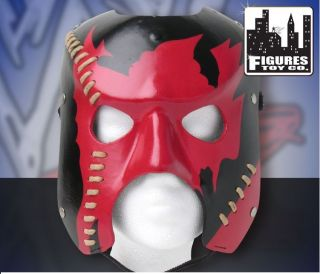 wwe kane actual size replica mask returns not accepted buy
