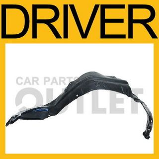 95 96 97 nissan hardbody pickup 2wd fender liner left