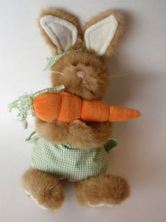 Boyds Bears & Hares Best Dressed Collection Miracle Gardenglow Bunny