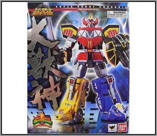 Super Robot Chogokin Daizyuzin Mighty Morphin Power Rangers Megazord