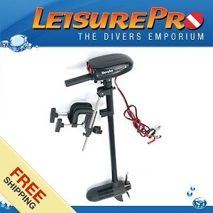 Newly listed Sevylor New 12V Electric Trolling Motor 18 lbs.