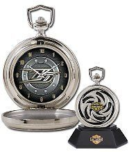 harley davidson pocket watch franklin mint in Jewelry & Watches