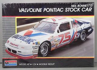 75 Pontiac, Stock Car, Sealed Box, Model Kit, 1/24 Scale