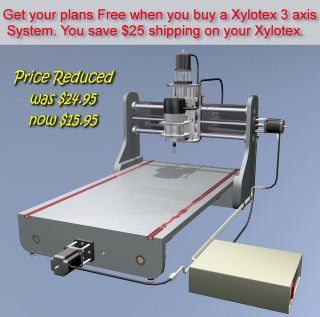 cnc router engraver design package easy diy plans time left