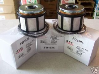 1999 2003 7 3 powerstroke fuel filters 5 time left