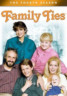Family Ties   The Complete Fourth Season DVD, 2008