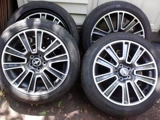 Ford Mustang 19 Factory OEM Alloy Wheels Rims Set 3813 + Caps 10 11