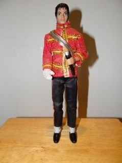 MICHAEL JACKSON 16 Scale in Amer. Music Awards outfit, 1984 LJN, Mint