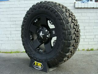 Black 275/70R18 Toyo Open Country MT 33.5 mud tire Best Mileage