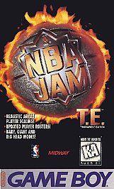 NBA Jam Tournament Edition Nintendo Game Boy, 1995