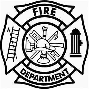 New Firefighter sticker badge decal truck window home auto removable