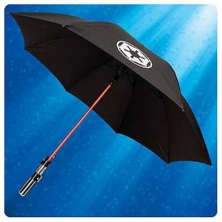Star Wars Lightsaber Umbrella Darth Vader Museum Replicas 02421
