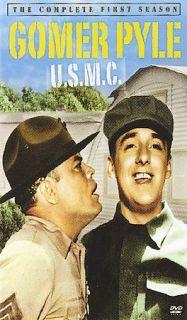 Gomer Pyle U.S.M.C.   The Complete First Season DVD, 2006, 5 Disc Set