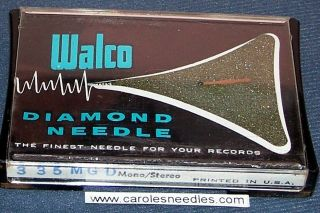 PHONOGRAPH RECORD PLAYER NEEDLE STYLUS Philips GP 311 AG 3311 GP 231