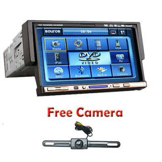 Din Car Stereo 7 Inch LCD Touch Screen DVD Player Auto Video CD