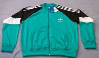 ADIDAS Originals Track Mens Jacket NEW w/tags 3XL Retro XXXL