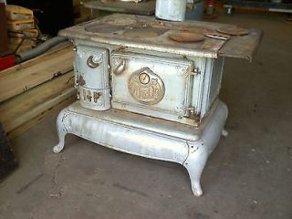 wood cookstove othello antique wood cook stove time left $