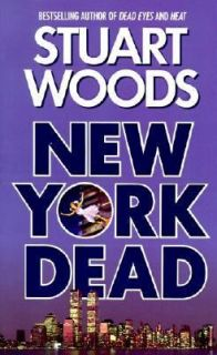 New York Dead No. 1 by Stuart Woods 1992, Paperback