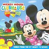 Mickey Mouse Clubhouse Meeska, Mooska, Mickey Mouse by Disney CD, Oct