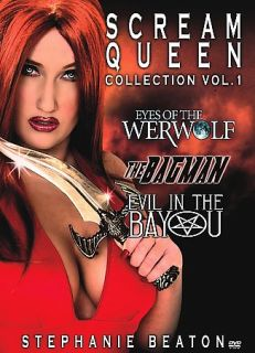 Scream Queen 3 Pack DVD, 2005, Multi Disc Set
