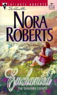 Enchanted by Nora Roberts 1999, Paperback