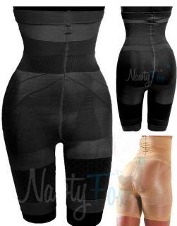 Black Tummy Control Girdle Body Shaper High Waist Slim N Lift