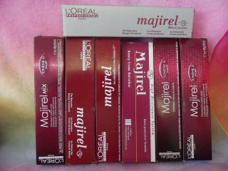 LOREAL MAJIREL HAIR COLOR SPECIALS 1.7oz~$5.00 EACH ~U PICK ~BUY 16