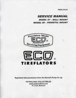 eco air meter 7600 ser vice manual plus restoration cd
