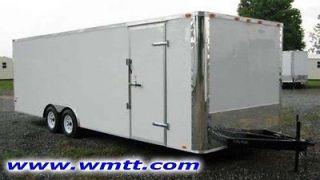 car trailer race car hauler cargo Freedom storage transporter NEW