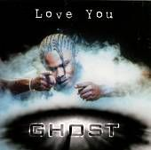 Love You by Ghost Reggae CD, Aug 2000, Music Mill