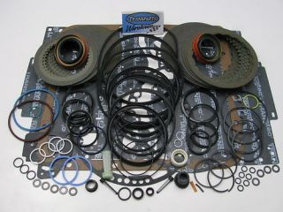gm 700r4 4l60 transmission overhaul rebuild kit 1987 93 time