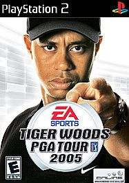 Tiger Woods PGA Tour 2005 Sony PlayStation 2, 2004