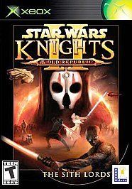 star wars knights of e old republic xbox in Video Games