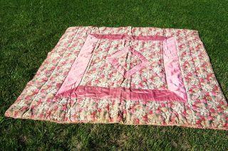 VINTAGE DISNEY LITTLE MERMAID TWIN Bed SET COMFORTER SHEETS PillowCase