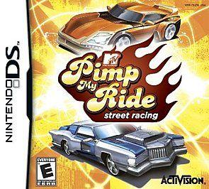 Pimp My Ride Street Racing Nintendo DS, 2009
