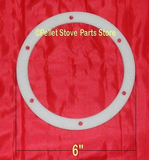 whitfield pellet stove exhaust motor gasket 6 one day shipping