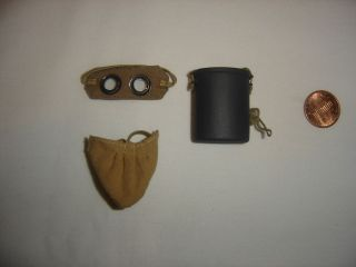 DID 1/6 scale WWI Pascal Dubois French Infantry Loose Gas Mask 1915