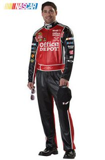 Brand New Nascar Racer Tony Stewart Adult Halloween Costume