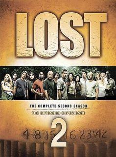 NEW IN BOX NIB Widescreen DVD Box Set Lost Complete Season Two 2 Seven
