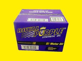 Newly listed Royal Purple Hps 10w30 Engine Motor Oil High Zinc 12 Qt