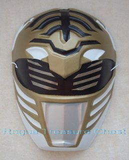mighty morphin power rangers white ranger party mask from thailand