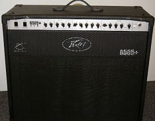 peavey 6505 plus 112 1x12 combo guitar amp amplifier