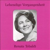 Renata Tebaldi by Renata Tebaldi CD, Nov 2002, Preiser Records
