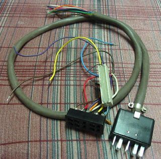 Golden Eagle Mark 4A Power Cord Connection Plug Assy   Both ends