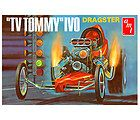 amt tv tommy ivo front engine dragster mint in the